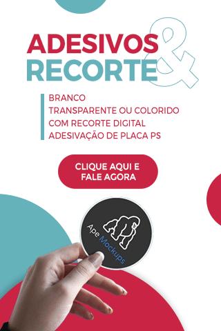 ADESIVOS RECORTE MB