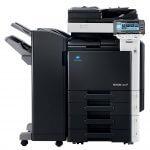 Equipamento de copia e impressão color